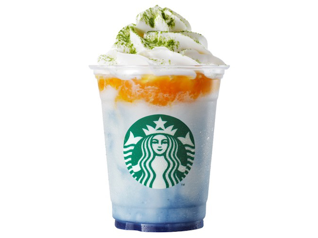 Starbucks releases 47 new Frappuccinos in Japan, one for every prefecture