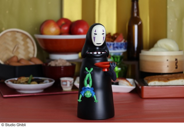 New Studio Ghibli No Face piggy bank brings us even more magic from Spirited Away