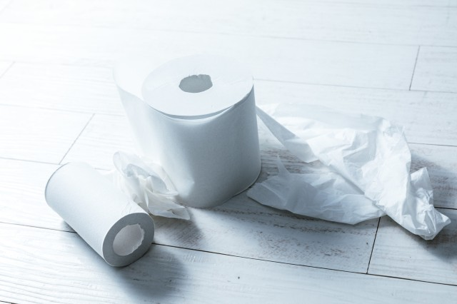 Saitama Police chief arrested busted for stealing toilet paper