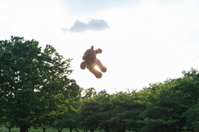 "Yamagata kids on way to school accidentally say ""good morning"" to wild bear"