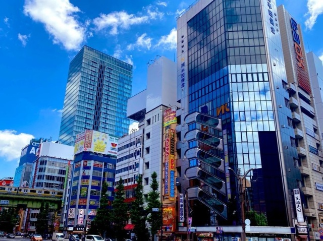 This one photo shows how tough times are in Tokyo's Akihabara these days