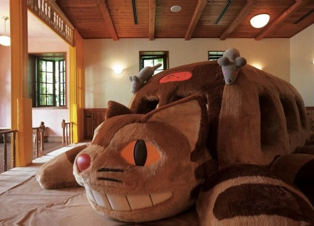 Ghibli Museum asking for donations to help pay for operating costs and repairs