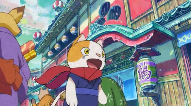 Google made a free-to-play ninja cat RPG to celebrate the Tokyo Olympics, and it's awesome!