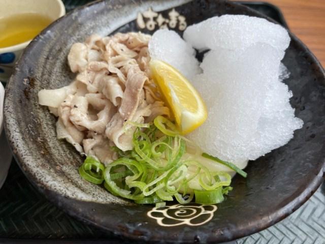 Frigid Silver Bukkake Udon is Japan's latest way to beat the summer heat