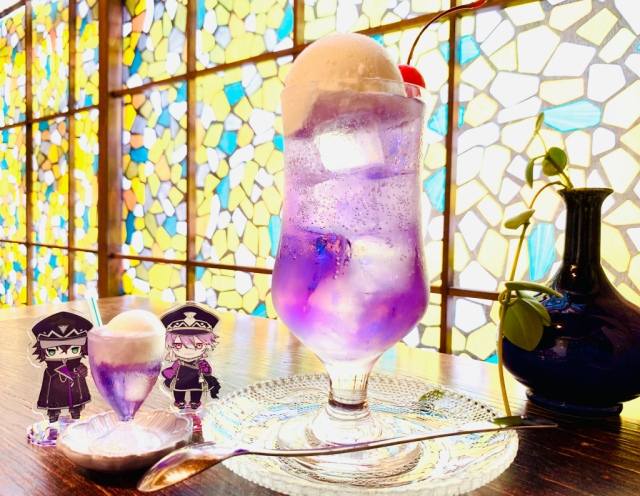 Tokyo cafe serves special drinks and desserts for your anime crush, welcomes otaku/fujoshi diners