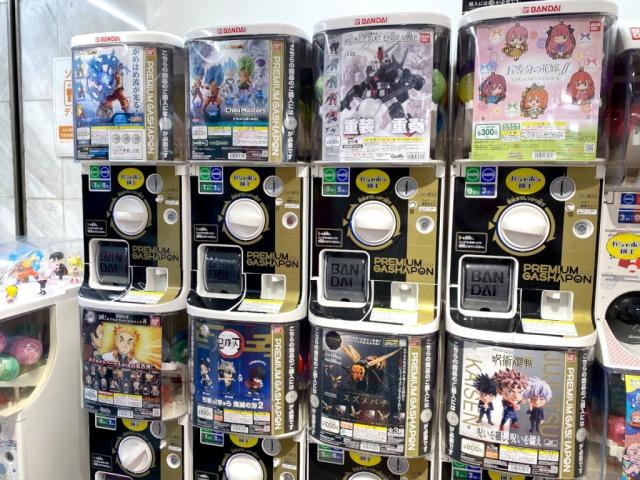 Super-expensive capsule toys – Trying out Japan's Premium Gachapon machine【Photos】