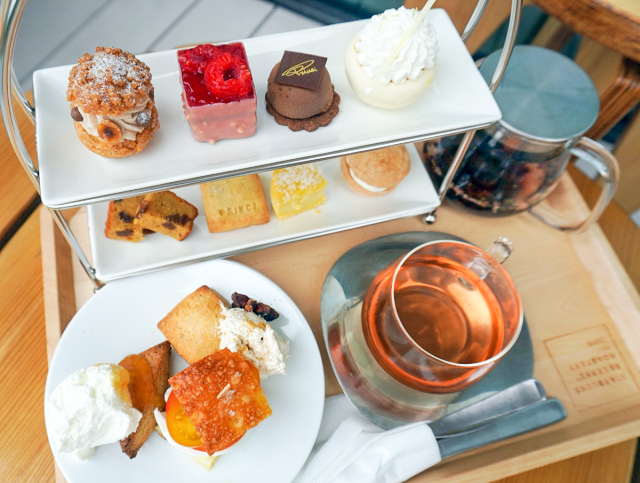 Starbucks Japan's Afternoon Tea Set: So popular it sells out in minutes