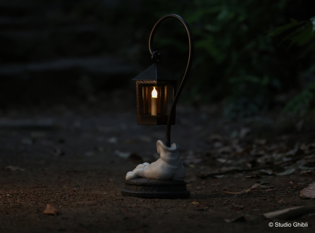 Studio Ghibli's Hopping Lantern from Spirited Away can now be yours to own!