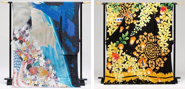 Country kimono! Project completes set of over 200 designs for every nation at Tokyo Olympics【Pics】