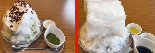 Coco's gets into Japanese summer spirit with amazing kakigori shaved ice desserts!【Taste test】