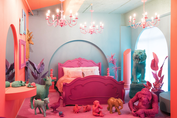 New Harajuku-themed hotel room promises to surround you in pink and zany kawaii-ness