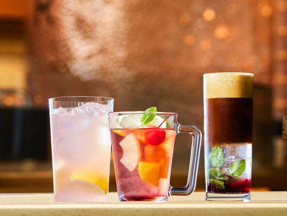 These new Starbucks Reserve Roastery drinks are so pretty we almost don't want to drink them