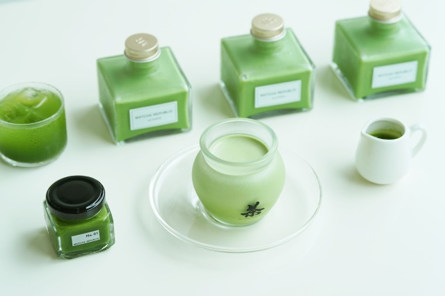 """Japan has """"Matcha Ink""""…that you can drink?"""
