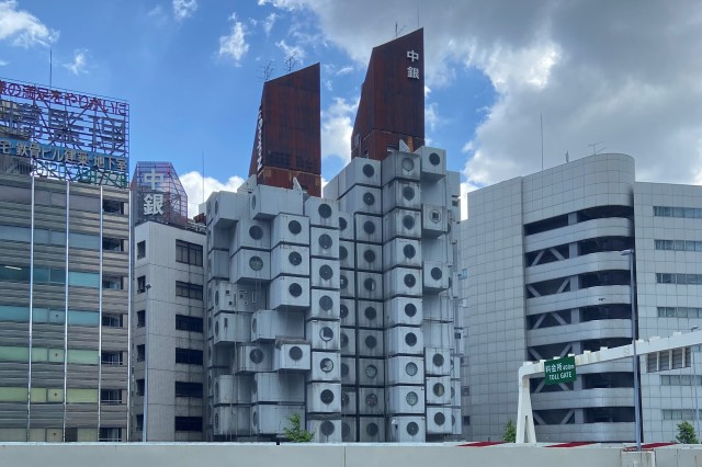 Save the Nakagin Capsule Tower Project is now aiming to preserve as many capsules as possible