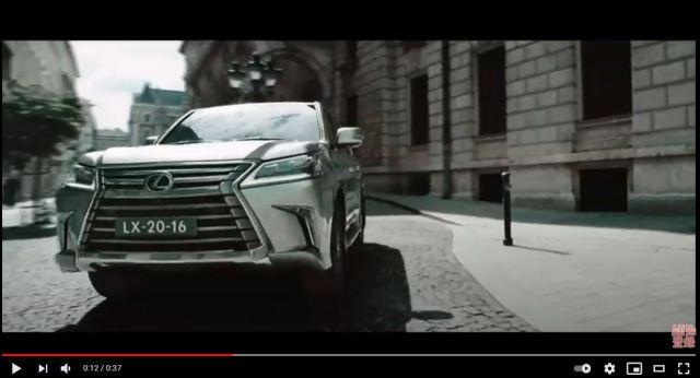 Nagoya man driving stolen Lexus RX steals Lexus LX