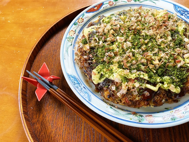 Put a unique twist on your oatmeal by turning it into some Japanese comfort food