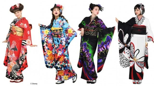 Top 10 Disney character kimono rankings released, villain takes top spot【Photos】
