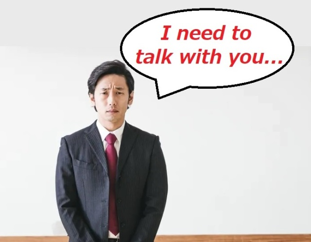 """""""I need to talk with you,"""" Japanese worker tells boss, gets sweet reaction to """"serious"""" problem"""