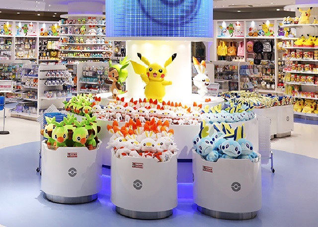 Pokémon Center megastores across Japan shutting down indefinitely because of coronavirus