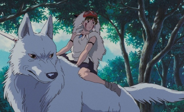 Now's your chance to ask Studio Ghibli ANYTHING you want about Princess Mononoke