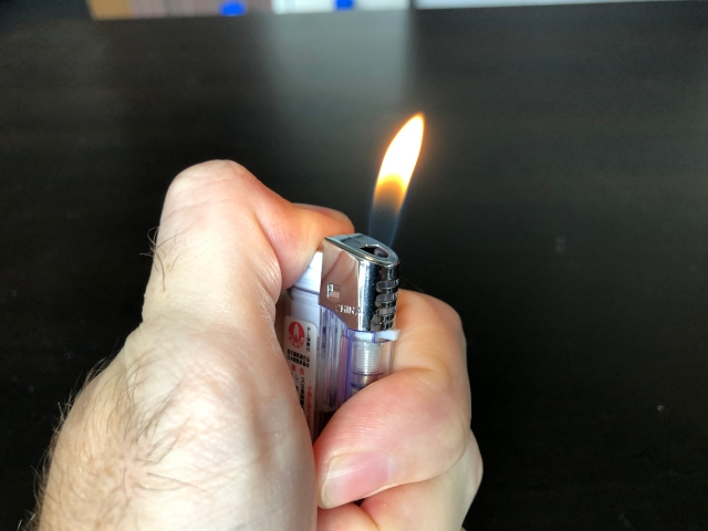 Sapporo man attempts to rob store with lighter, goes as you'd expect
