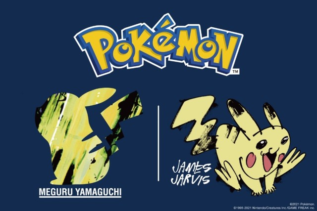 New Uniqlo x Pokémon collection coming to Japan this month!