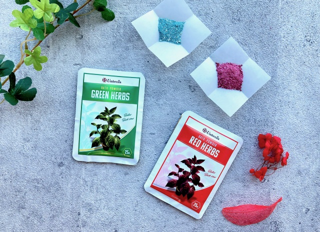 Green and red herbs from Resident Evil are here to restore your health