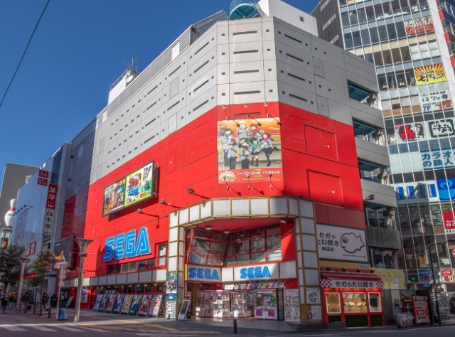 Sega closing iconic Tokyo arcade that's been in business for almost 30 years