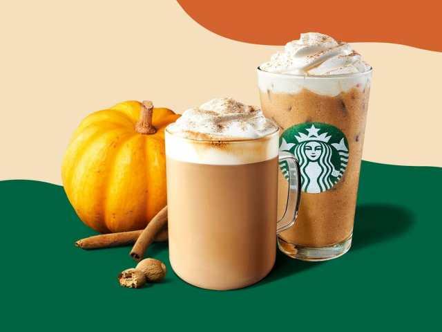 Starbucks' Pumpkin Spice Latte finally arrives in Japan!