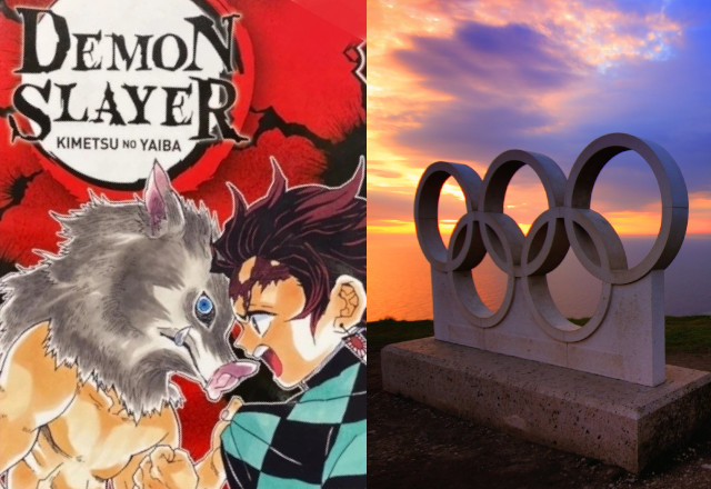 Demon Slayer, Attack on Titan, Slam Dunk, and more anime themes play at Tokyo Olympics【Videos】