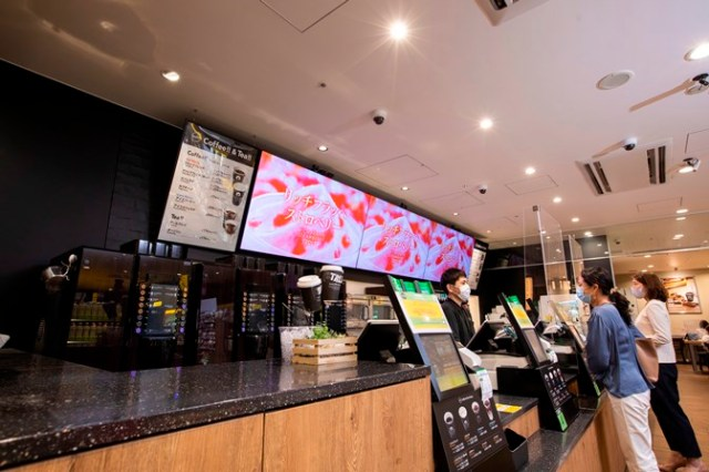 Coming soon to Japan's Family Mart convenience stores: A whole lot of digital signage