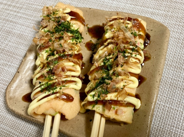Tired of your usual camping fare? Try this easy Japanese festival favorite【SoraKitchen】