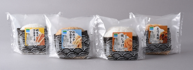 Family Mart to celebrate 40th birthday by introducing onigiri with eco-friendly packaging
