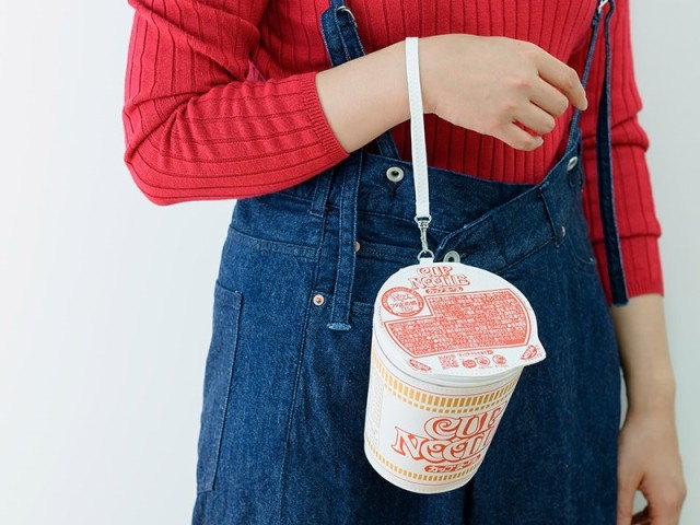 Cup Noodle celebrates 50th birthday with Cup Noodle pouches