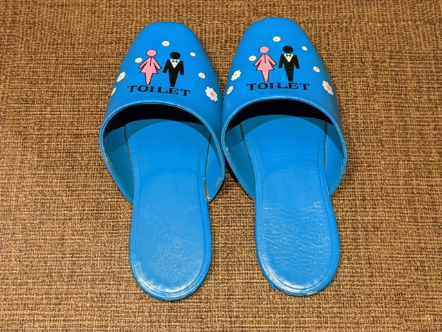 Do you really need to wear toilet slippers when using the bathroom at home? Japan's netizens vote