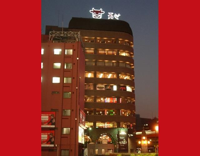 "Akihabara's landmark ""meat building"" is being sold as pandemic continues to hit neighborhood hard"