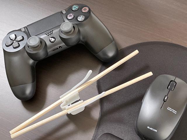 We test Japan's new Gaming Chopsticks Holder