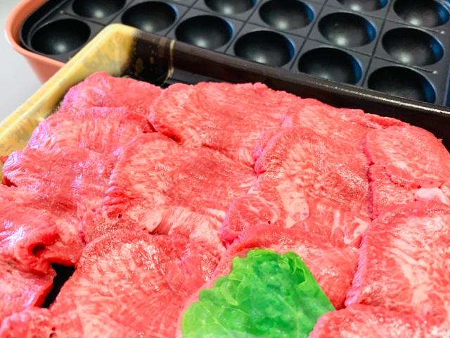 Takoyaki makers surprisingly good at grilling meat for yakiniku too