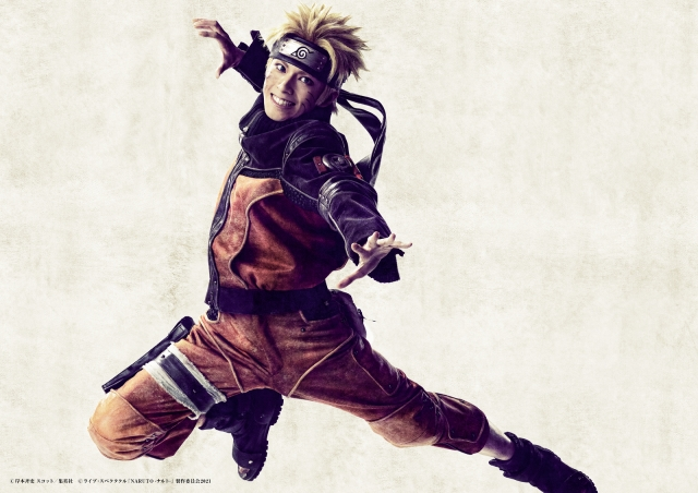Believe it! Naruto live-action stage play returns, shows off huge new cast and costumes【Photos】