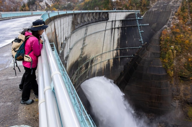 It's about dam time! Japan's Kurobe Dam to open to public in 2024, public to decide route's name