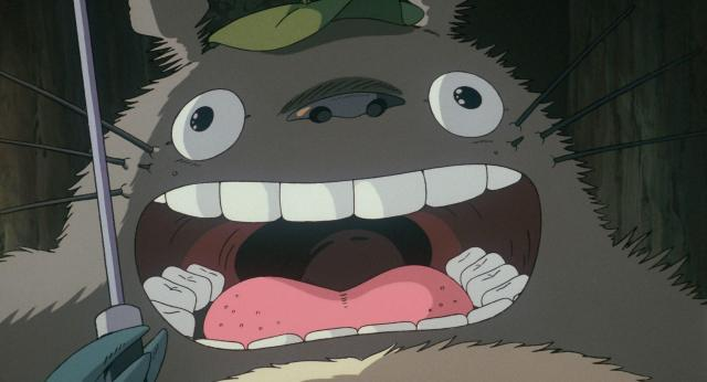 Amazing Totoro bread reveals a different side to the Ghibli anime character【Video】