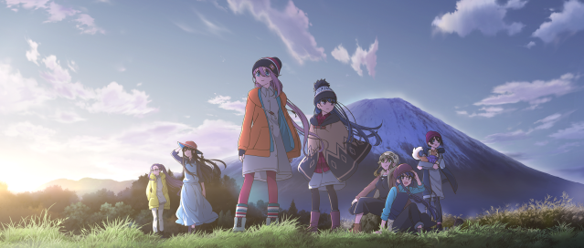 Now you can be like the girls in Laid-Back Camp by renting the exact gear they use in the anime