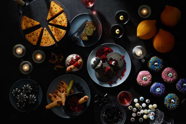 """Halloween """"Black Pancakes"""" and """"Bloody Tunnbrod"""" coming to IKEA stores in Tokyo"""