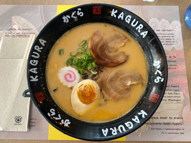 Three remarkable ramen shops in Spain, according our traveling Japanese reporter