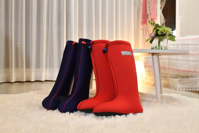New footbath boots bring the healing waters of a Japanese onsen to your home