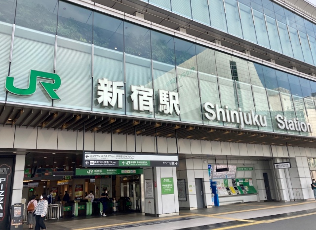 Shinjuku Station's new mascot character gets lost at the station, in more ways than one