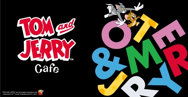 Limited-time Tom and Jerry cafés are now open in Tokyo and Shinjuku to serve up cartoony cuisine